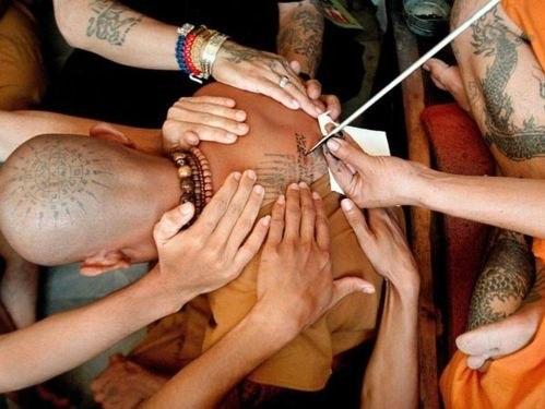 Тибетские татуировки