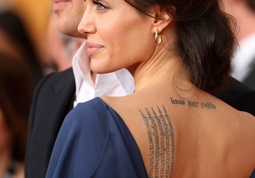 Татуировка как реликвия